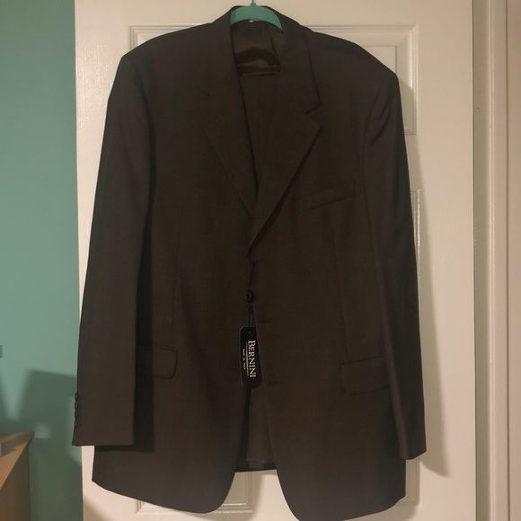 bernini Other - MADE IN ITALY SET Brand new suit and pants